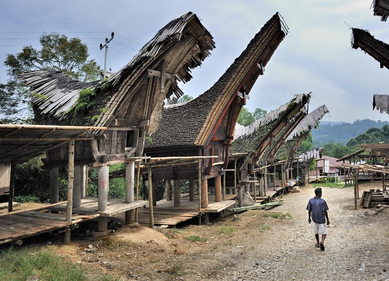 Горные деревни примечательны небольшими размерами. Что в богатом, что в бедном поселении едва насчитывается полтора десятка домов.