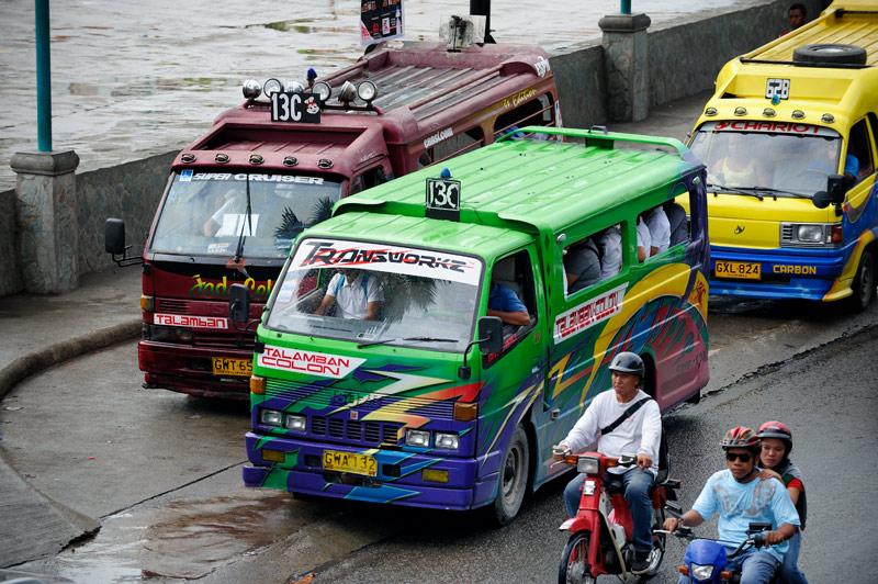 Остров Себу вытянут на 225 километров, входит в провинцию Себу со столицей в городе Себу. Из прочих географических особенностей стоит упомянуть горный хребет километровой высоты и рукотворный мост, соединяющий Себу с тем самым островом Мактан, где был убит Магеллан.