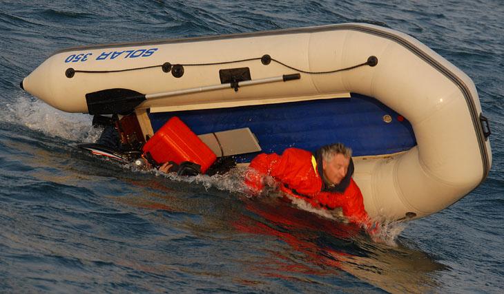 можно ли на лодке выходить в черное море