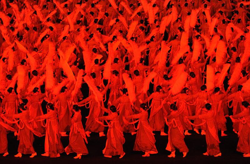 Вероятнее всего, это намек на «Море крови» — революционную повесть товарища Ким Ир Сена. По которой также созданы одноименная опера и фильм.