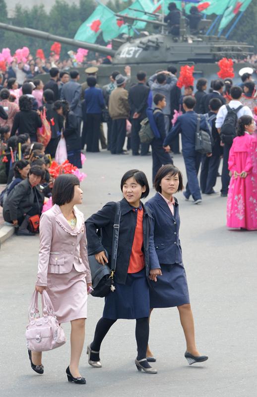 В Северной Корее есть что посмотреть, есть где отдохнуть. Изобилие интересных сюжетов для фотосъемки.