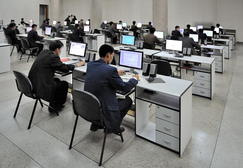 Интранет — внутрикорейская сеть без выхода в интернет.