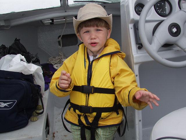 Это Марк говорит, что достали мы его своей рыбалкой и шлепающимися на голову злобными камбалами.