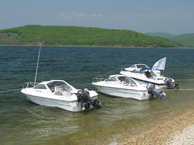 Продукция компании East Marine скоро будет самой массовой в наших водах.