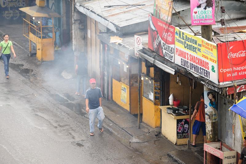 Городские улицы в меру колоритны, хотя от наследия колониальных времен практически ничего не сохранилось.