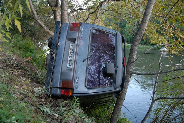 Не все направления одинаково полезны. Сия дорожка ведет с крутого обрыва да в бурную реку.